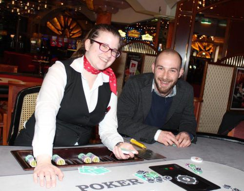 Best cash game poker players