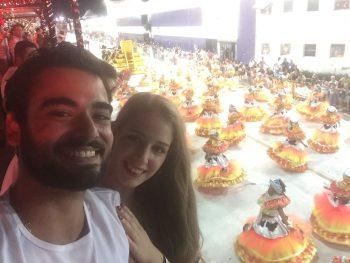 """<p>""""Im Sommer 2015 haben Marco und ich uns kennen und lieben gelernt – mit ihm bin ich nach Brasilien gezogen.""""</p><p>Marika Amann aus Dornbirn</p>"""