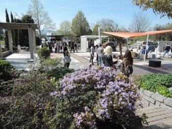 Beim Frühlingserwachen im Ideenpark Götzis bekommt man am Wochenende jede Menge Inspiration für Haus und Garten. Foto: handout/Ideenpark
