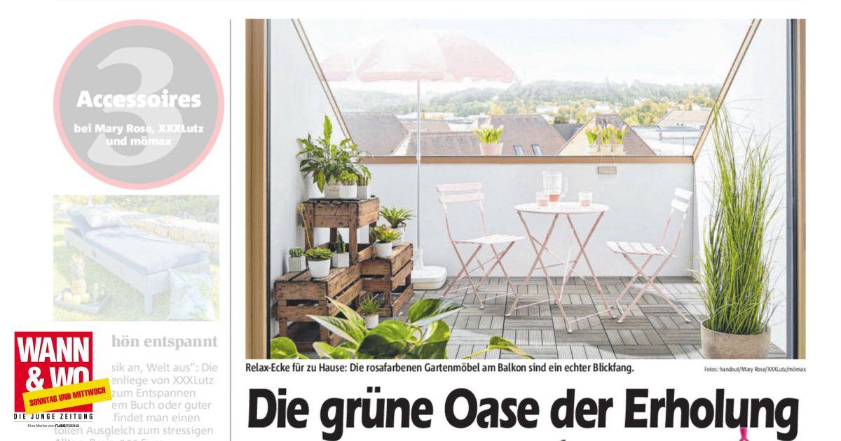 Charmant Lutz Gartenmöbel Bilder - Innenarchitektur-Kollektion ...