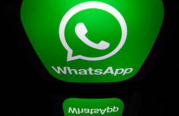 In WhatsApp wurde eine massive Sicherheitslücke aufgedeckt.Foto: AFP