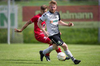 Das Duell des Aufsteigers gegen den FC Dornbirn endet mit einem gerechten 2:2-Unentschieden.Fotos: Sams