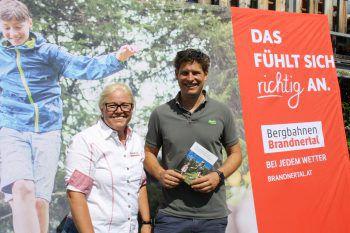 "<p class=""caption"">Nina Wilhelmer und Markus Comploj.</p>"