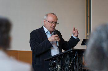 Reinhard Haller fordert eine Gesetzesänderung für Cannabis.Foto: Stiplovsek