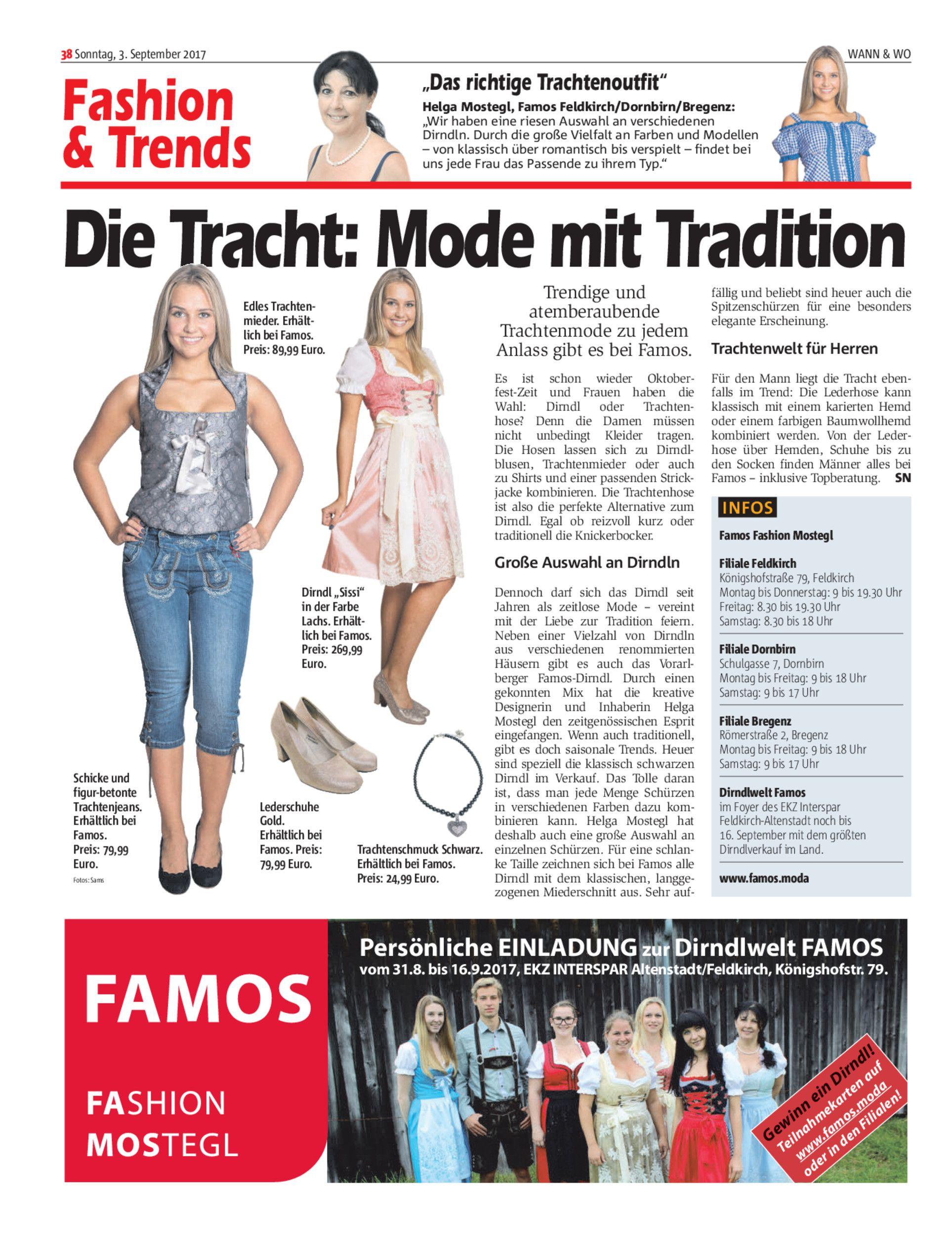 b1b72d93fd6575 Die Tracht: Mode mit Tradition