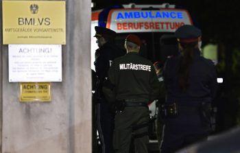 Am Montagabend fiel der tödliche Schuss in Wien-Leopoldstadt.Foto: APA
