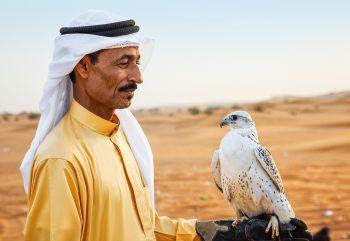 """<p class=""""caption"""">Die Kultur der Vereinigten Arabischen Emirate ist faszinierend und einzigartig.</p>"""