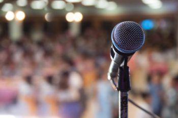 """<p class=""""title"""">Jam on Poetry</p><p>Am Samstag, ab 20 Uhr, findet der Poetry Slam im Dornbirner Spielboden statt. Entweder seinen eigenen Text vortragen oder den Slammern zuhören.</p>"""