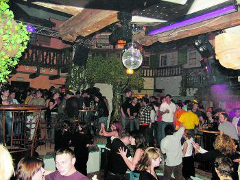 Im Limo Club Montafon herrscht immer eine grandiose Stimmung. Foto: handout/Mauerwerk/Limo