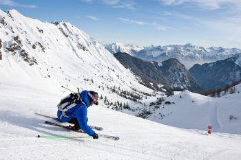 Mit der Montafon Brandnertal Card ist das Skivergnügen perfekt. Foto: handout/Bergbahnen Brandnertal