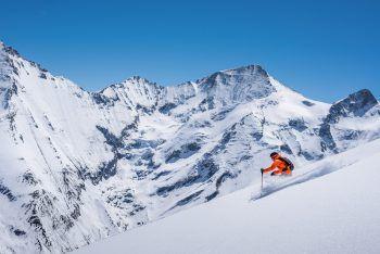 Skifahrer, Skitourengeher, Boarder oder Freestyler: Bei Intersport wird jeder Wintersportler bestens ausgestattet. Fotos: handout/Intersport; MiK