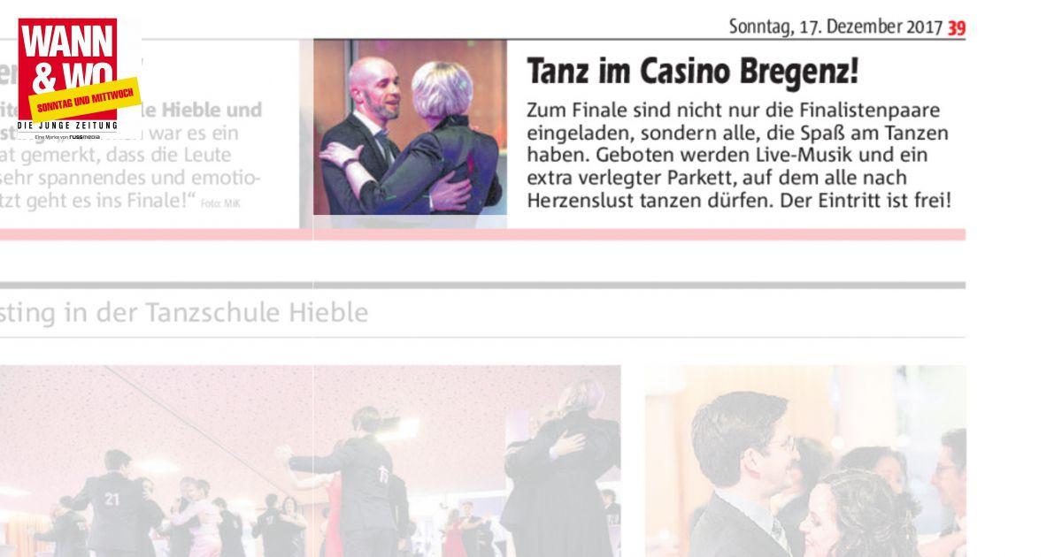 Tanz Casino