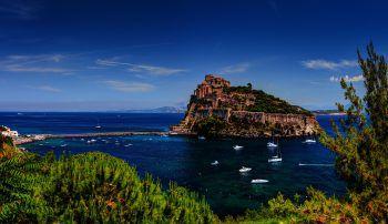 Ischia zählt zu den schönsten Destinationen am Golf von Neapel. Fotos: handout/Nachbaur Reisen
