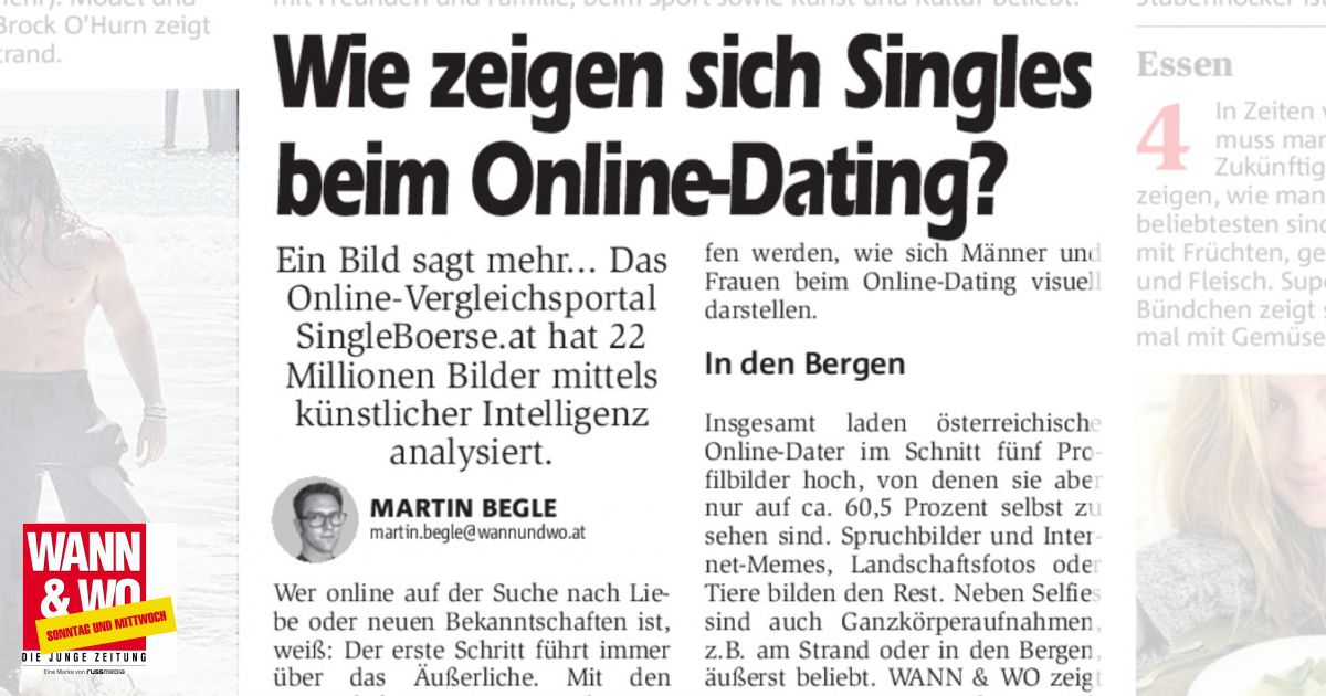 Online-dating aufgeben