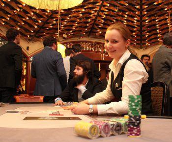 Das Casino Bregenz und WANN & WO bieten den Vorarlberger Vereinen wieder die Möglichkeit, sich im Pokern zu messen. Fotos: WAM