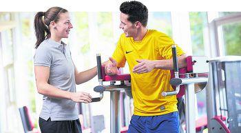 """Fatburn Project"": Im Val Blu Sports Fitness Club geht es lästigen Kilos an den Kragen."