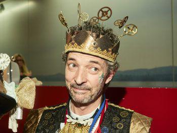 LXII Prinz Ore Marco I. hat in der fünften Jahreszeit eine ehrenvolle Aufgabe – über 90 Termine stehen an.Fotos: MiK