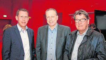 "<p class=""caption"">AK-Vizepräsident Bernhard Heinzle, AK-Präsident Hubert Hämmerle, Willi Muzyczyn (Alpenländische).</p>"