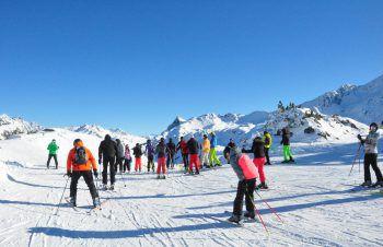 Das Skigebiet Sonnenkopf ist einer der Partner. Foto: handout/Sonnenkopf, Dietmar Tschohl
