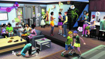 Die Sims im Wandel der Zeit – vor 18 Jahren erschien die erste Auflage der beliebten Simulation am PC.Fotos: Electronic Arts