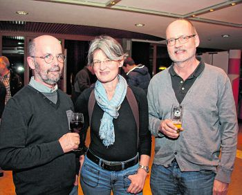 "<p class=""caption"">Fredi Peeters, Danielea und Herbert Spiess.</p>"