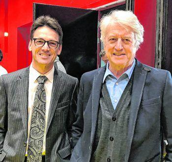 """<p class=""""caption"""">Hypo-Vorstand Wilfried Amann und Dieter Heingärtner.</p>"""