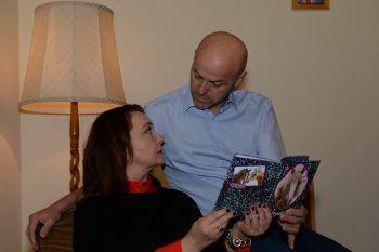 Sohn Niko und seine Frau können mit der Situation nicht umgehen. Foto:Theater Wolfurt