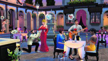 """<p class=""""caption"""">Zwischenmenschliche Beziehungen und Dates zählen zu den Gameplay-Herausforderungen.</p>"""