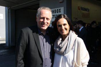 "<p class=""caption"">AK-Präsident Hubert Hämmerle und Sabine Gerster.</p>"