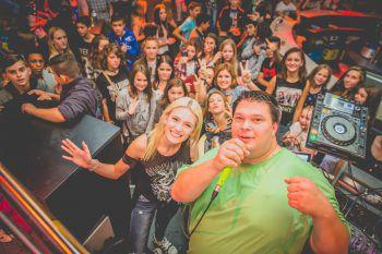 """Als Special-Act bei der Party in Lustenau erwartet die Besucher Beatboxer """"Fii"""". Foto: OJA Lustenau"""