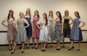 Am 27. April entscheidet sich, wer Miss Vorarlberg 2018 wird. Foto:Roland Paulitsch