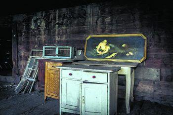 <p>Antik: Verborgene Schätze, die das Leben der Vorbesitzer erzählen, wie hier, in einem alten Bauernhaus im unteren Rheintal.</p>