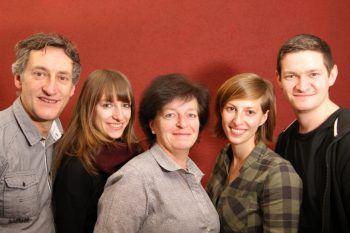 Auch in diesem Jahr sorgt Familie Marte wieder für einen abwechslungsreichen und kurzweiligen Kabarett-Abend.