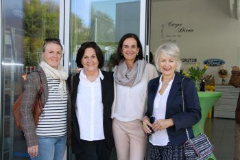 "<p class=""caption"">Daniele Perzinlic, Monika Hagen, Sabine Gerster, Ilga Sausgruber.</p>"