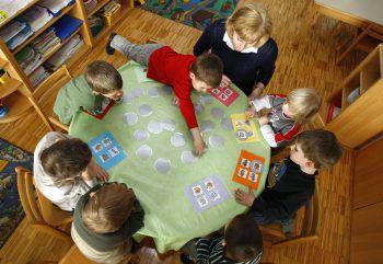 Das Kindergartenpaket soll Anfang 2019 in Kraft treten.Symbolfoto: APA