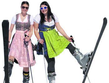 "<p class=""caption"">Das WANN & WO-Team war in Lech durch Tamara und Saskia vertreten.</p>"