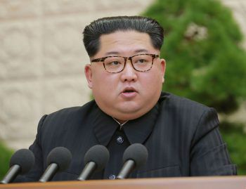 Den vorläufigen Stopp der Atomversuche gab Kim Jong Un kürzlich bekannt. Foto: APA