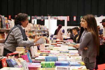 Die 13. Kultur- und Buchmesse lädt bis zum 6. Mai auf das Dornbirner Messegelände ein.