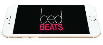 Die App verspricht, die Musik an das Sex-Tempo anzupassen.Screenshot: Bed Beats