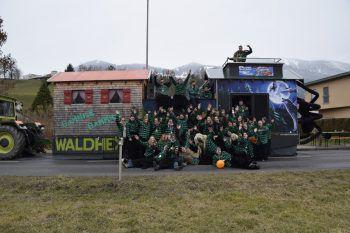 Die Meininger Waldhexen freuen sich über zahlreiche Besucher. Foto: handout/Waldhexen Meiningen