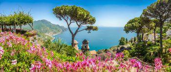 Die schönsten Küsten und Dörfer Süditaliens stehen auf dem Reiseprogramm.-