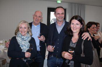 "<p class=""caption"">Elisabeth und Kurt, Michael und Marion Feurle.</p>"