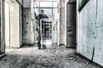 Unsichtbar: Respektvoller Umgang mit den Plätzen der Urbexer lässt sie beinahe unsichtbar erscheinen.