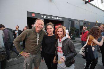 """<p class=""""caption"""">Gunti, Leonie Schwärzler und Susanne Lukasser.</p>"""