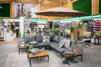 Im neueröffneten BayWa-Markt in Bludenz herrscht eine angenehme Atmosphäre. Kunden und Mitarbeiter fühlen sich hier wohl.Fotos: handout/BayWa