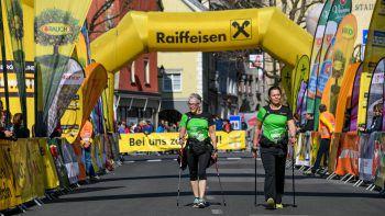 """Jeder """"Walking""""-Begeisterte zählt – Sieger ist, wer mitmacht!Fotos: handout/W3 Marketing GmbH/Lerch,"""
