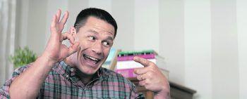 """John Cena spielt in """"Der Sex Pakt"""" den überfürsorglichen Vater einer Teenagerin.Fotos: Universal Pictures"""