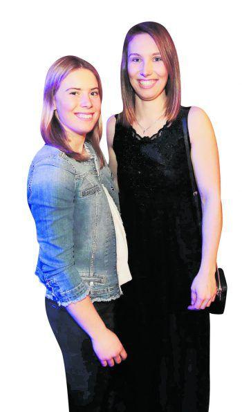 Katharina Liensberger und Christine Scheyer.