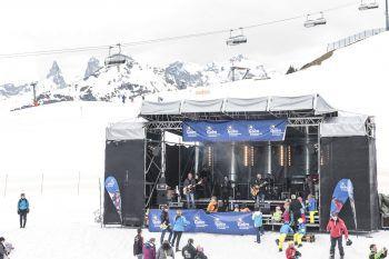 Krauthobel treten beim Saisonfinale am Golm auf. Foto:handout/Golm