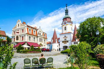Kultur, Erholung oder Kulinarik – all das finden die Reisenden in Krems. Fotos: handout/ Herburger Reisen